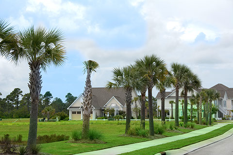 The Retreat at Ocean Isle Beach Sidewalks | Suzanne Polino REALTOR